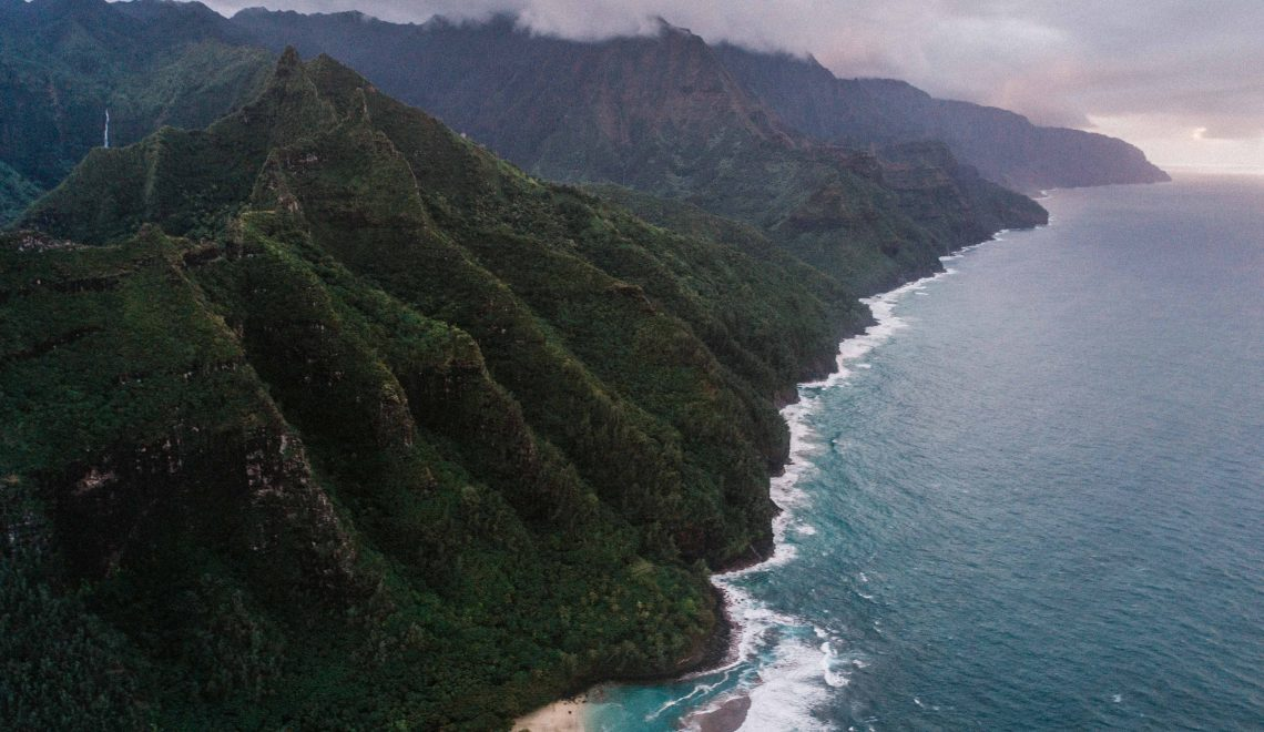 Kauai: the highs of a lush island