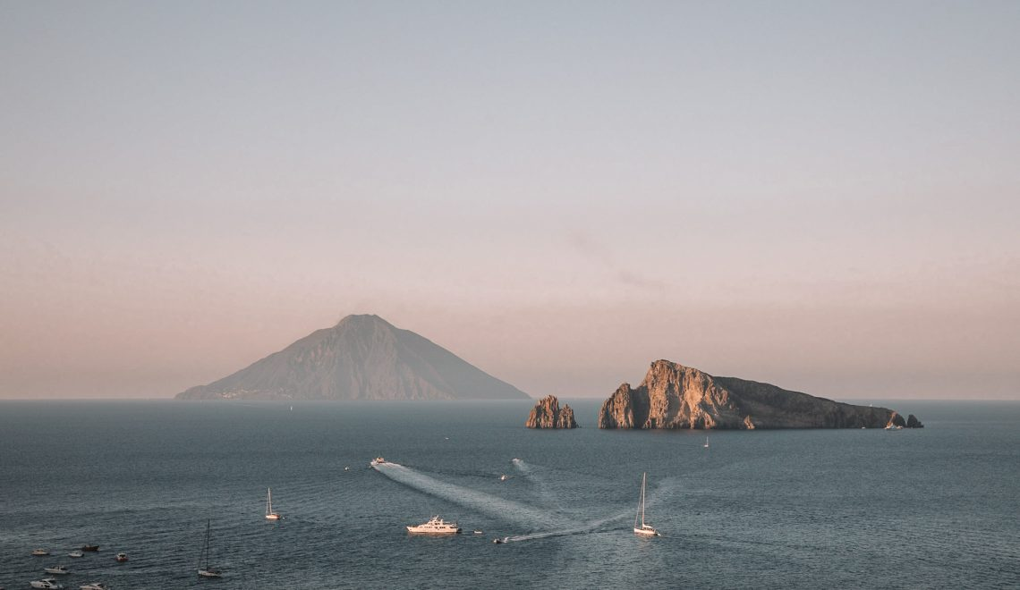 Amusing Aeolian Islands
