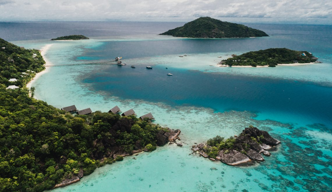 Bawah Reserve, Indonesia's finest private island
